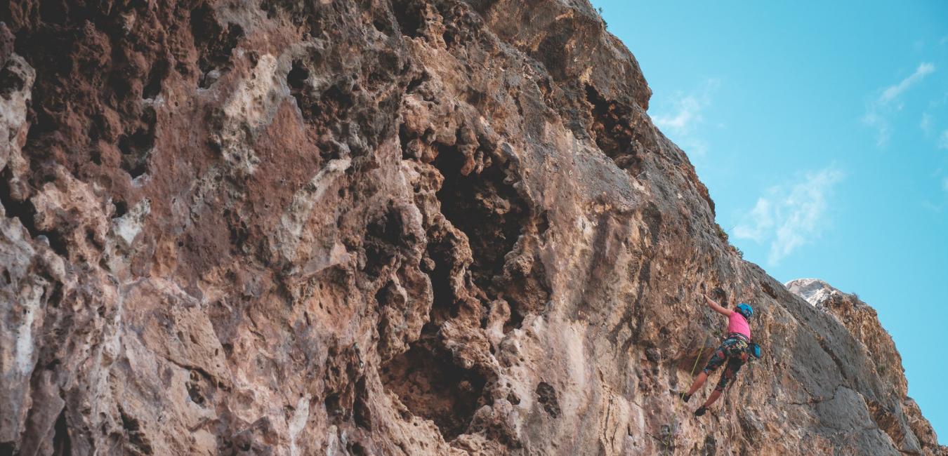montaña-escalando
